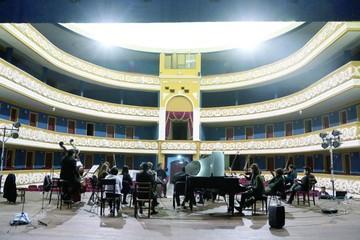 El Gran Mariscal, el escenario mayor del arte en Sucre