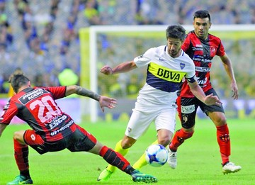 Boca no puede ampliar su ventaja en Argentina