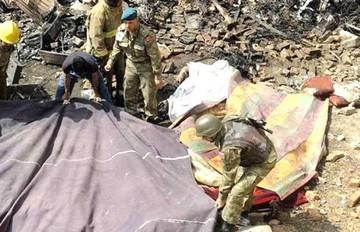 Mueren los 12 ocupantes del helicóptero policial accidentado en Turquía