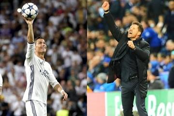 Atlético de Madrid y Real Madrid, primeros semifinalistas de la Champions
