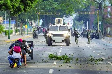 Venezuela: Crece la violencia y Nicolás Maduro apunta a la oposición