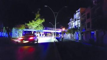 Avenidas Mendoza se quedan sin alumbrado