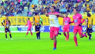 Guabirá consigue dulce empate en La Paz