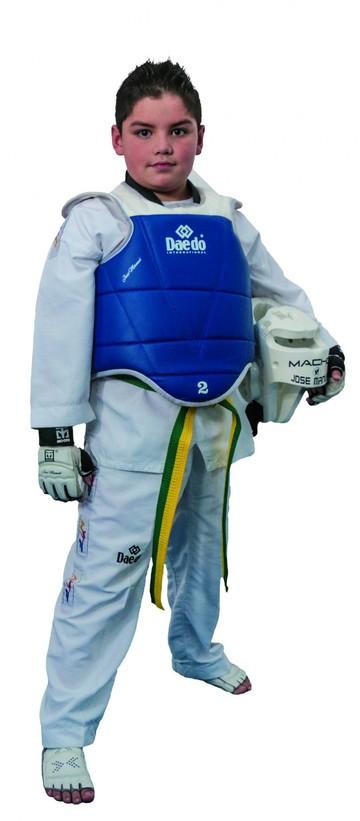 José Manuel Gonzáles promesa chuquisaqueña del Taekwondo
