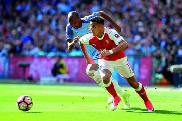 Alexis y el Arsenal van a la final de la FA Cup
