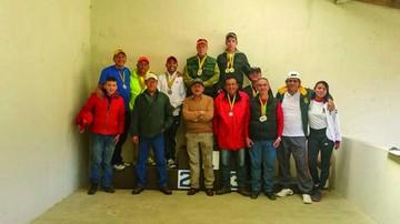Tiradores se preparan para Nacional en Tarija