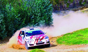 Méndez sube al podio del Rally mi Llajta