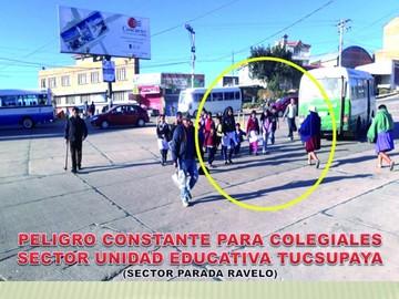 Informe sobre avenida no convence a concejales