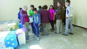 Reabren centro Nazareth para los niños de la calle