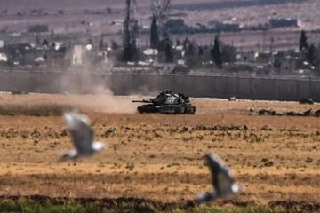 Turquía vuelve a bombardear a las fuerzas kurdosirias apoyadas por EEUU