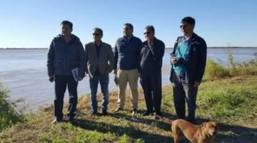 Visitan una zona franca que Argentina ofrece a Bolivia en el Gran Rosario