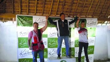 Arroyo logra un bronce en Nacional de Tiro Deportivo