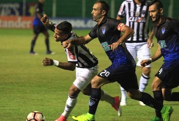 Sport Boys se hunde más en la Copa tras caer en su casa con Atlético Mineiro