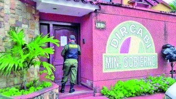 Confirman que Dircabi vendía y alquilaba bienes