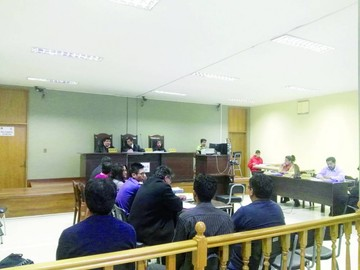 Caso Alejandra: Dictan cárcel para dos hombres