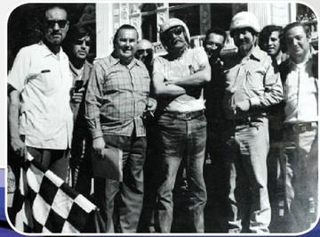 """1971: Primer triunfo de Oscar en """"su"""" circuito"""