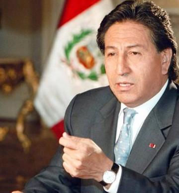 Perú: Toledo pide recurso de hábeas corpus a tribunal