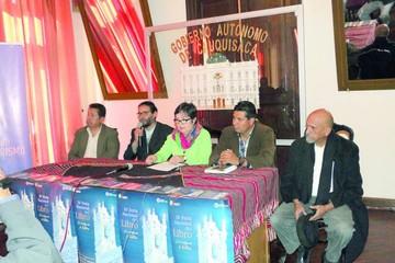 Cinco actividades abren Feria Nacional del Libro