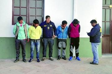 Cuatro sujetos violaron a una joven discapacitada