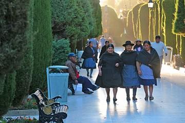 Centro Histórico de Sucre cuenta con 334 basureros