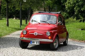 60 años del Fiat 600, el  símbolo de la Dolce Vita