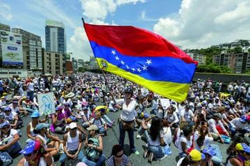 Venezuela: Mujeres piden paz y cese de la violencia