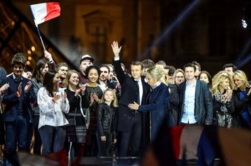 Macron gana las presidenciales francesas con el 66,06% de los votos