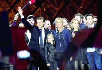 Macron despeja dudas y se impone sobre Le Pen