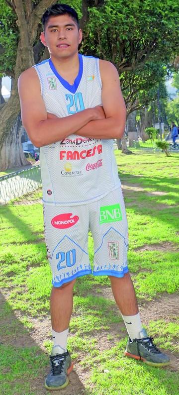 Gustavo Vargas quiere ser la nueva estrella de Amistad-Blacmar
