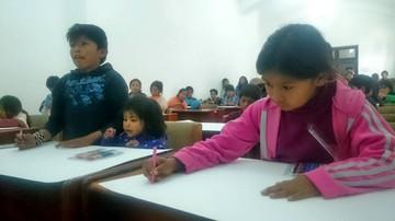Ven en niños una nueva generación de artistas