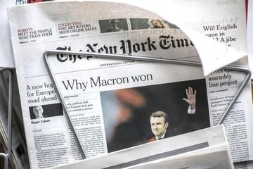 La victoria de Macron castiga a los socialistas