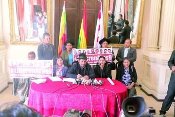 CIDH admite pedido por detenidos