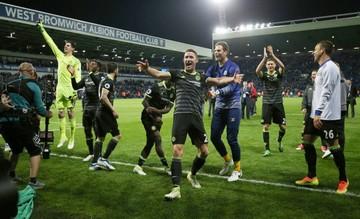 El Chelsea gana en West Brom y recupera el trono