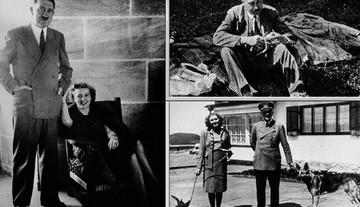 Hitler, el 'Lobo' de Eva