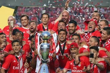 Benfica, el campeón luso