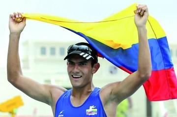 Colombiano y mexicana brillan en Panamericano