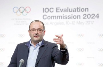 COI evalúa París con miras a los JJOO de 2024