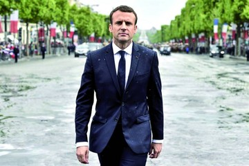 Macron impulsará el proyecto europeo