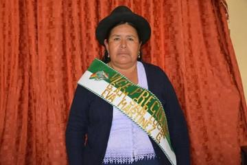 Concejala Martínez sigue siendo titular  para ente electoral