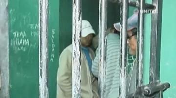 Resguardan a detenidos en celdas de San Julian