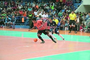 Futsal: Nantes acepta el reto