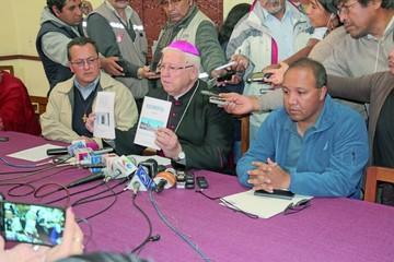 Obreros e Iglesia emiten edicto de los trabajadores