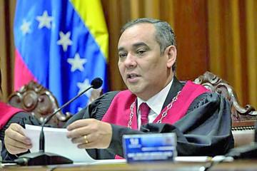 EEUU impone sanciones a tribunos venezolanos