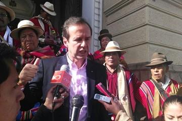 """Tuto"" advierte a magistrados con enjuiciarlos si no actúan conforme a Ley"
