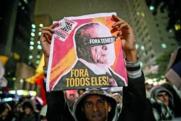 Confesiones hunden a Temer y alcanzan a Lula y Dilma Rousseff