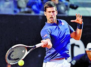 Djokovic apabulla a Thiem y va por la corona en Roma