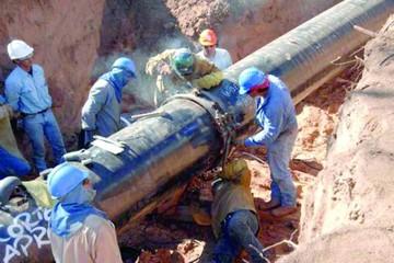 El gasoducto a Sucre está al límite de su capacidad
