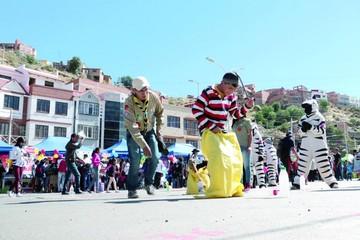 Feria de la familia acercó a grupos etarios