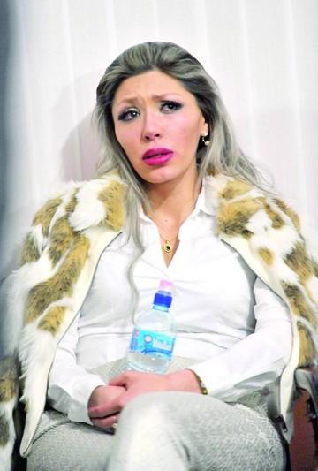 Tribunal condena a diez años de cárcel a Gabriela Zapata, ex novia de Evo