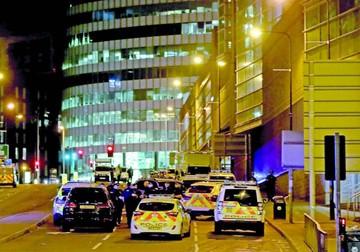 Atentado en estadio Manchester Arena deja varias víctimas